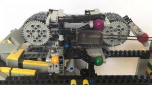 Lego GBC Fork Conveyor Module [4K] 14